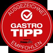 GastroTipp – ausgezeichnet und empfohlen von FirmenABC