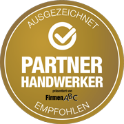 Partnerhandwerker – ausgezeichnet und empfohlen von FirmenABC
