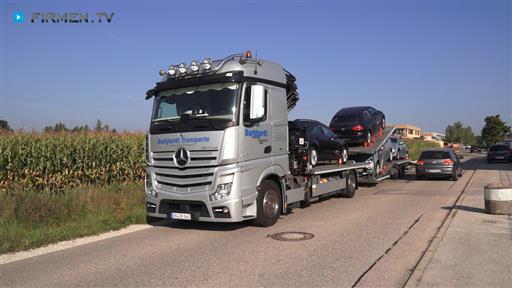 Transporte Otmar Burkhardt