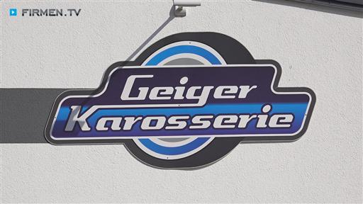 Karosserie R. Geiger