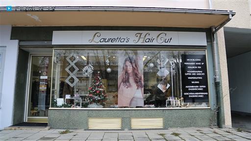 Angelo Cosenza Lauretta's HairCut