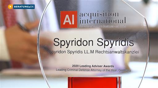 Spyridon Spyridis LL.M. Rechtsanwaltskanzlei
